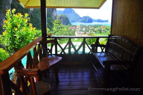 Viewdeck Cottages, El Nido, Palawan