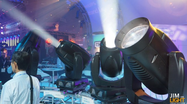 Philips Entertainment at LDI 2012
