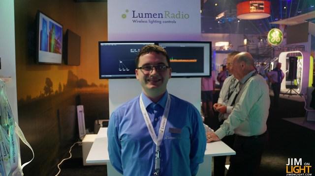Peter Kirkup, VP of Entertainment at LumenRadio