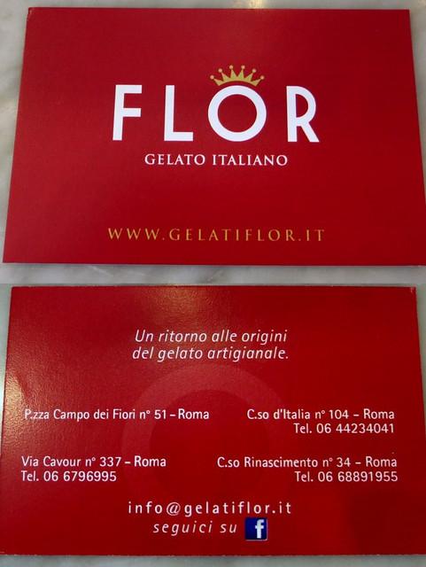 Flor Gelato