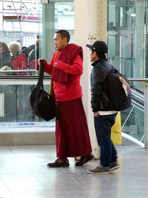 Florence - jour 1 - 001 - Gare de Lyon