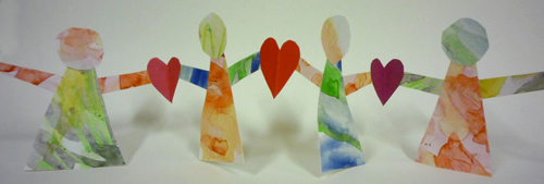 Art Garden Valentine's (submitted)