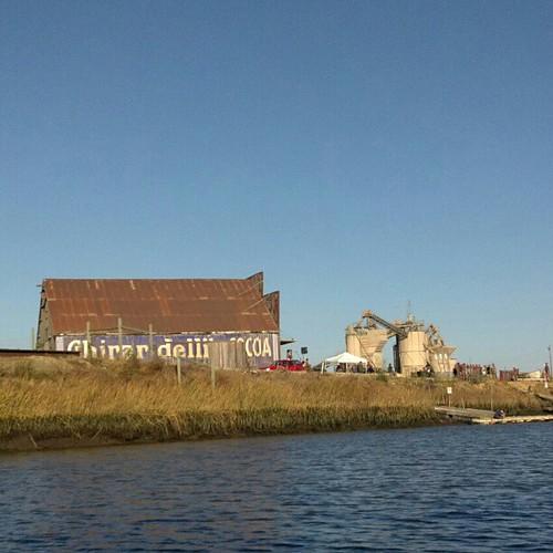 River Heritage #fourdaysonthepetalumariver #nofilter