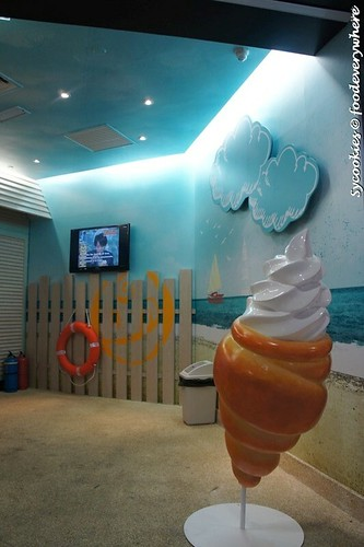 8.@ice cornet