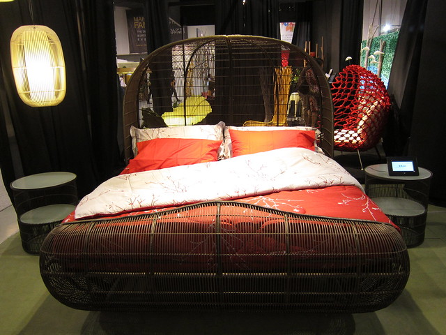 Kenneth Cobonpue bed