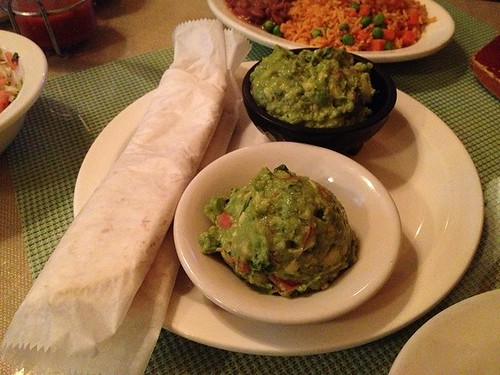 Guac and Tortillas