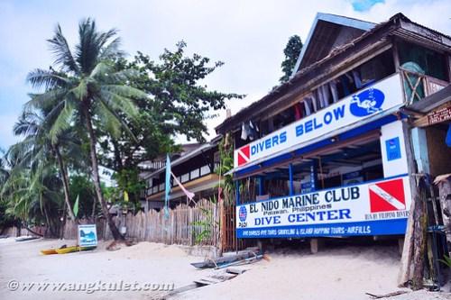 El Nido Marine Club, Palawan