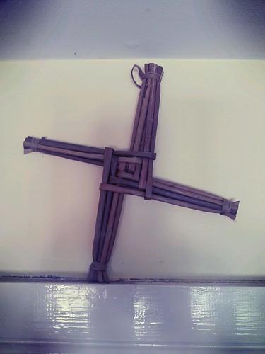 St Brigid's Cross #2013pad #happy365 by bookgrrl99