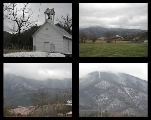 Smokey Mountains Collage 8