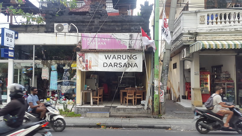 Warung Darsana Legian Bali