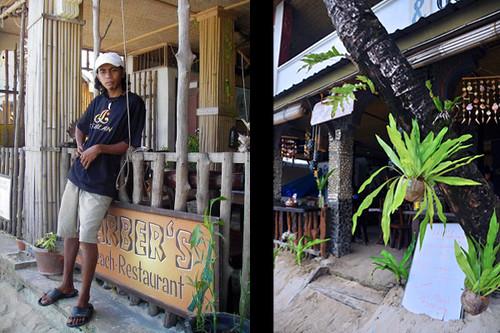 Marbers with Derick, El Nido, Palawan