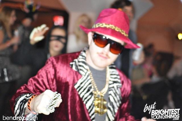 Oct 27, 2012-Halloween BYT81 - Ben Droz