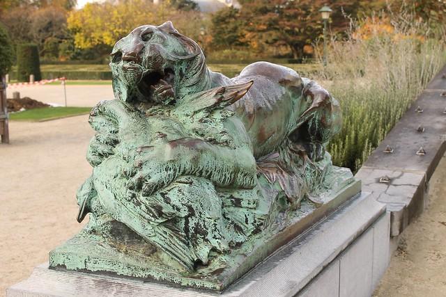 Le Lion, Charles Samuel