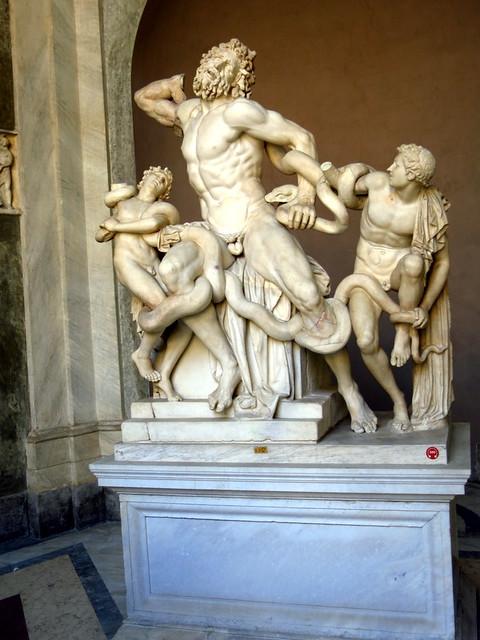 Vatican Museum- Laocoön