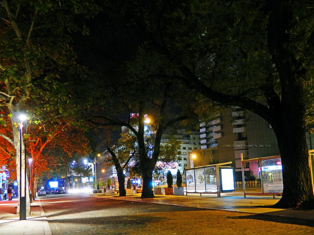 Bălcescu Avenue, Bucharest