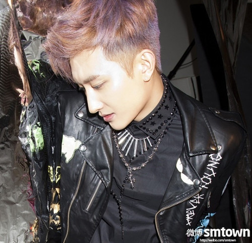 130106 Super Junior-M Break Down Official Photos - ZHOUMI [1P] by stormmusic325