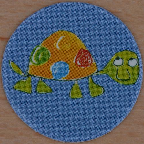table scatter decoration - tortoise