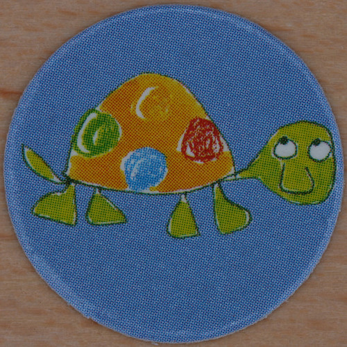 table scatter decoration - tortoise