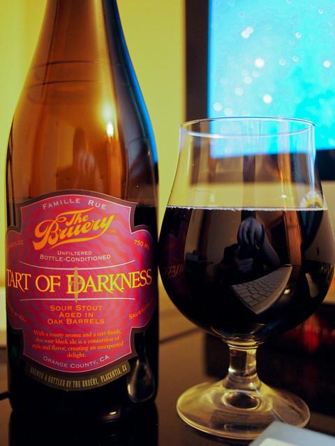 Bruery Tart of Darkness
