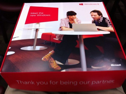 Windows 8 Partner Box