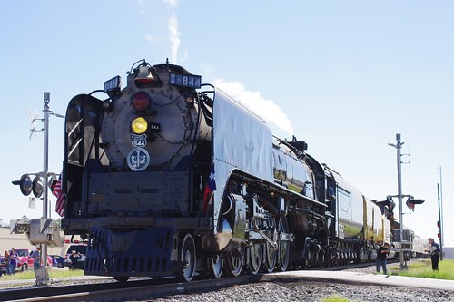 Union Pacific Locomotive #844
