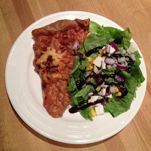 #taco #tacopie #salad #kveldskos #lördagsmys #food #instafood