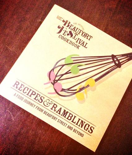 Beaufort Street Festival Cookbook Recipes & Ramblings