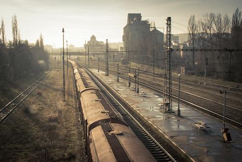 Nowhere Train (Bratislava, Slovakia) - Photo : Gilderic