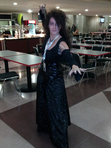 Bellatrix Cosplay