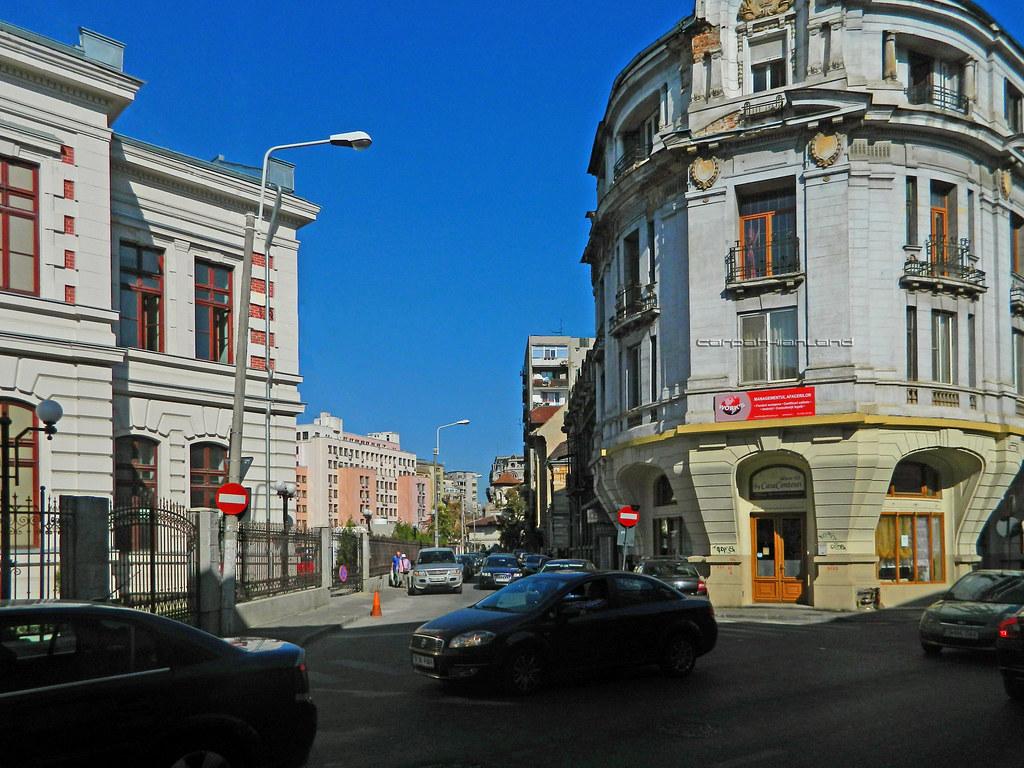 Colțea Street, Bucharest