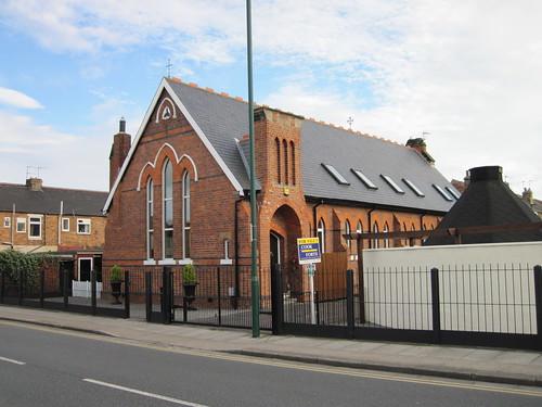 Wesleyan Chapel / Sacred Heart Church, Redcar