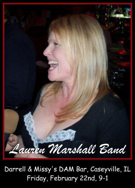 Lauren Marshall 2-22-13
