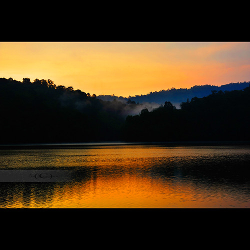 Tropical Sunset II by geirkristiansen.net 