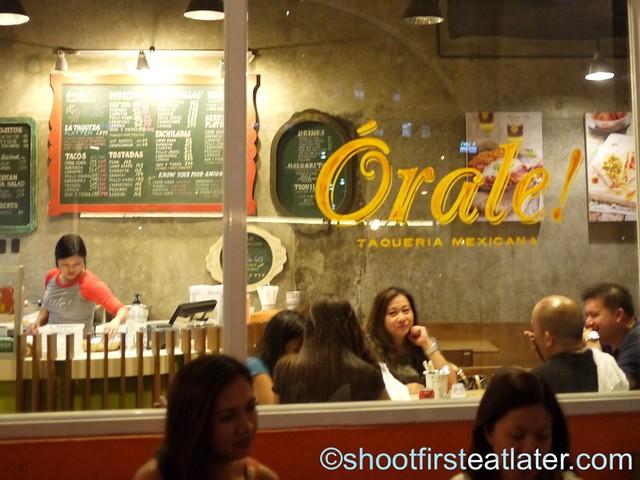 Orale! Taqueria Mexicana