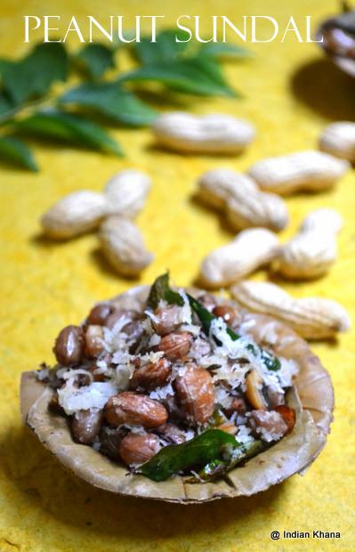 Peanuts Sundal