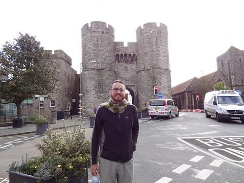 Ben & West Gate, Canterbury
