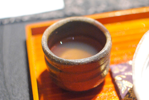 Abalone Broth Hot Soup