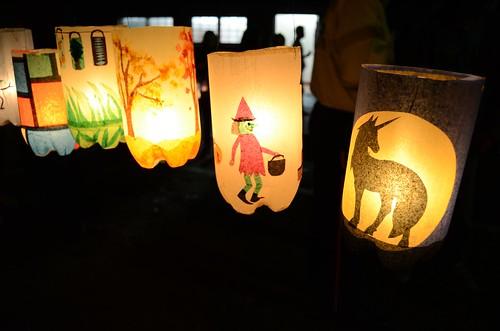 Halloween Lanterns: JP Lantern Festival 99