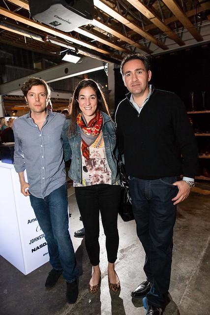 Mattcohler, Jessica Berelli, Ali Rowghani