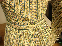 Yellow Day Dress Waist