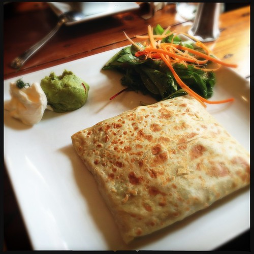 Mexican crepe
