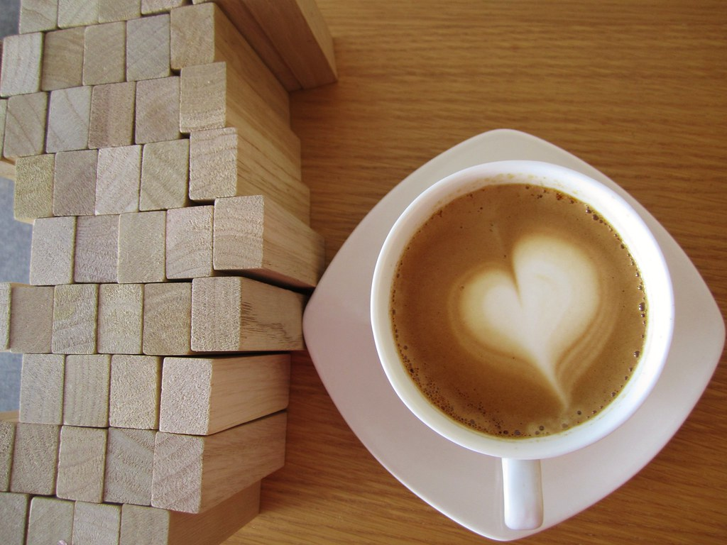 Coffee without milk i know how you feel inside i ve been there - Before We Jump Into How To Create Latte Art First I Want To Talk About Why Why We Want To Do Latte Art Yes I Agree That A Cappuccino With A Heart