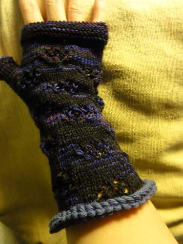 Downton Abbey Mystery KAL