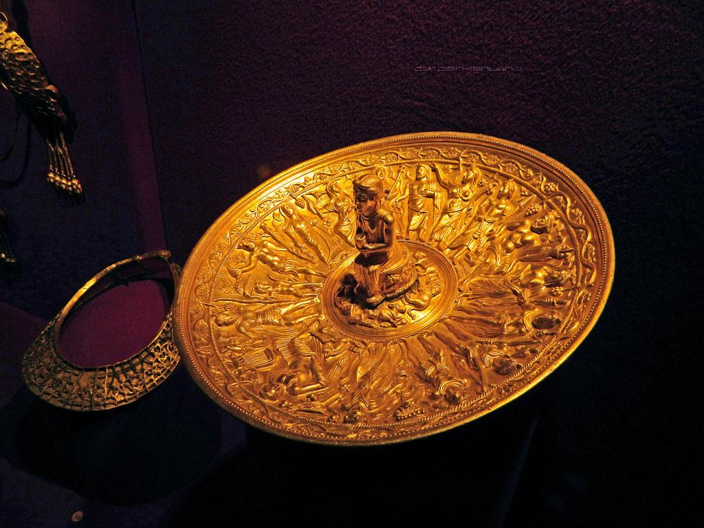National History Museum Bucharest - Gothic Treasure from Pietroasele