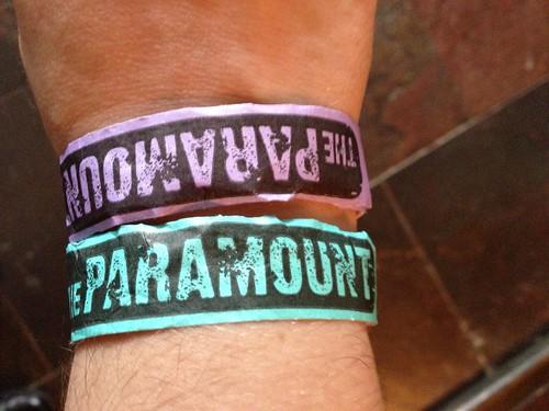 The Paramount NY