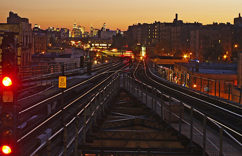 Burnside Ave Station by Gripjagraphy