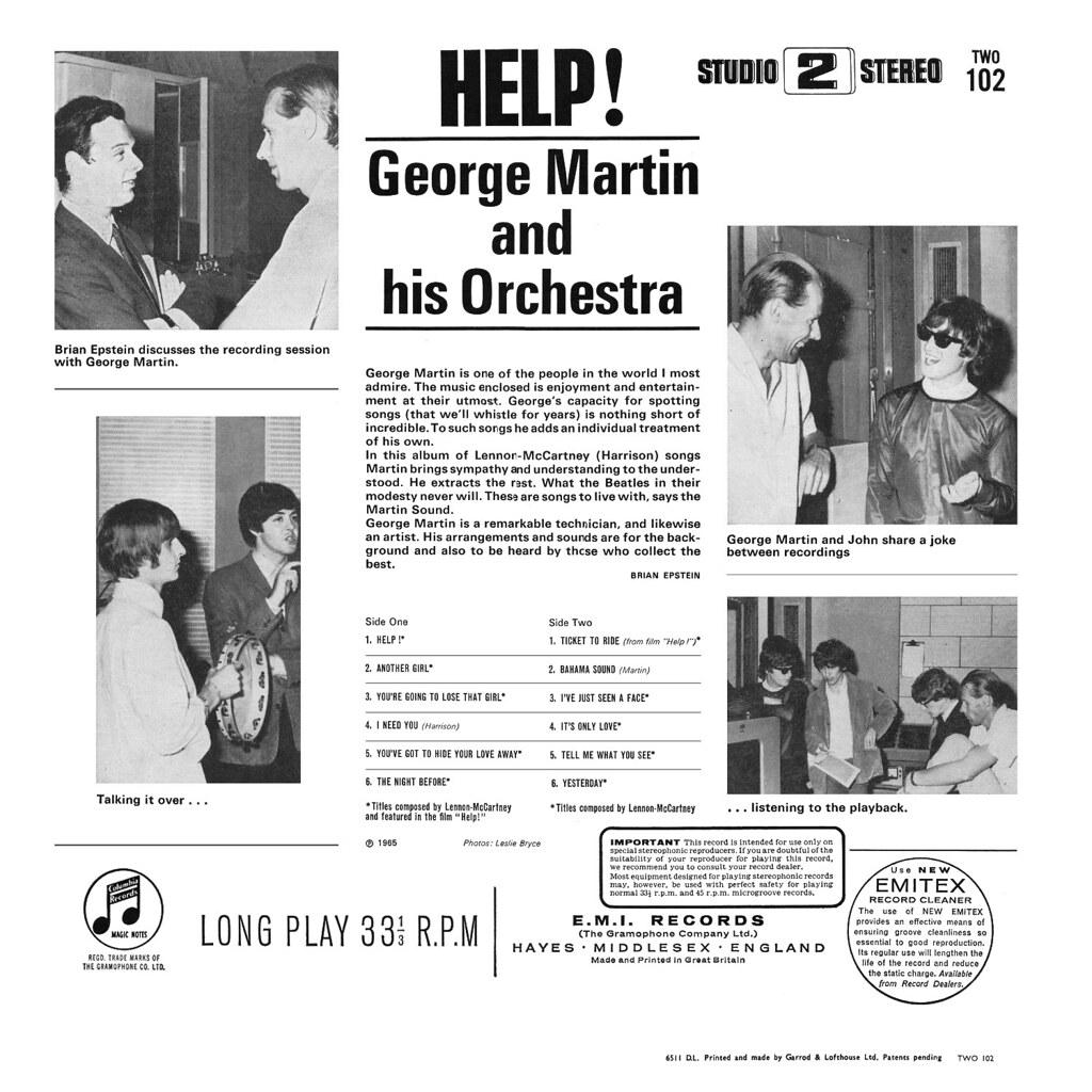 George Martin - Help!