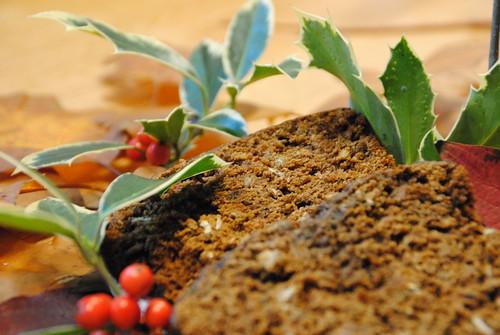 Dorset Cereals Gingerbread porridge cake