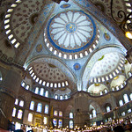 Blue Mosque by M Reza Faisal