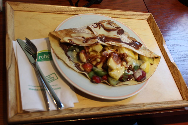 Monster crepe!!